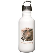 That's some bad sheep. Water Bottle