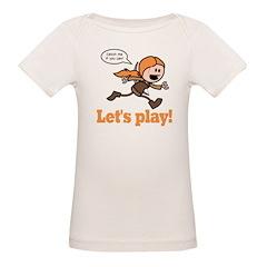 Haley: Let's Play! Tee