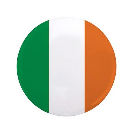 "Ireland Irish Flag 3.5"" Button (100 pack)"