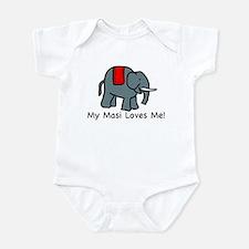 Masi Loves Me Infant Creeper