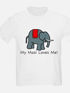 Masi Loves Me Kids T-Shirt