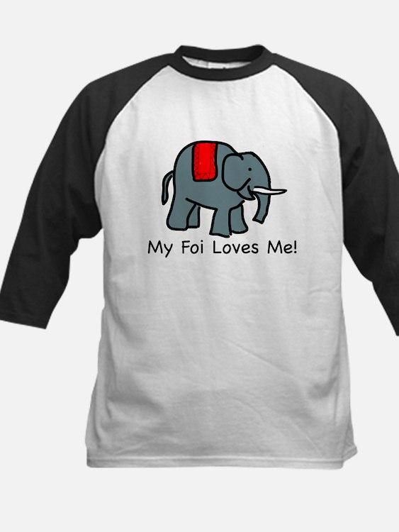 My Foi Loves Me Tee