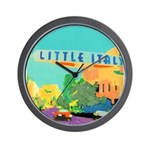 Little Italy Wall Clock