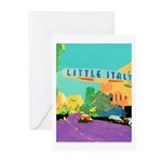 Little Italy Greeting Cards (Pk of 10)