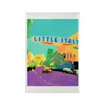 Little Italy Rectangle Magnet (100 pack)