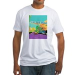 Little Italy Fitted T-Shirt