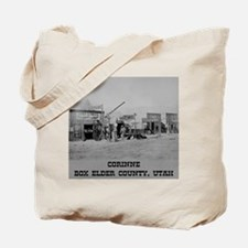 Corinne Box Elder County Tote Bag