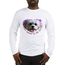 Lhasa Apso Long Sleeve T-Shirt