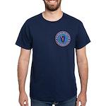 Massachusetts Free Masons Dark T-Shirt