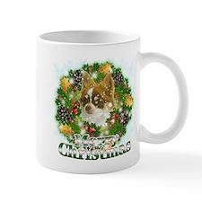 Merry Christmas Chihuahua Mug