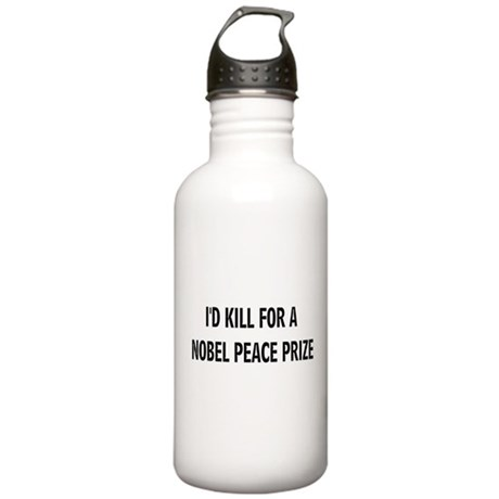 NOBEL PRIZE Stainless Water Bottle 1.0L