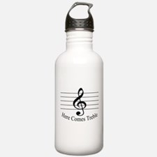 Here Comes Treble .. Water Bottle