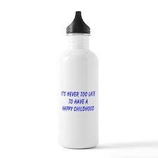 Happy Childhood Sports Water Bottle