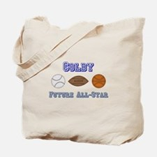 Colby - Future All-Star Tote Bag