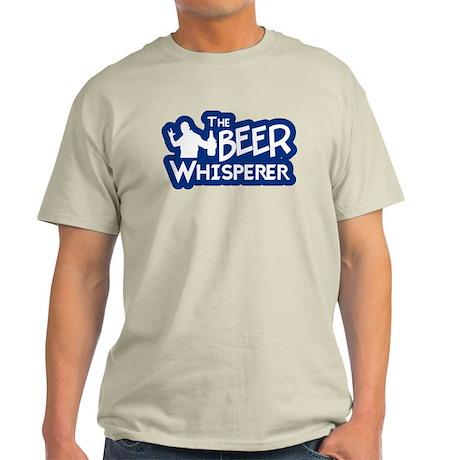 The Beer Whisperer Light T-Shirt