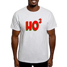 Ho Ho Ho Cubed T-Shirt