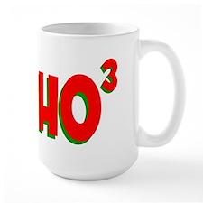 Ho Ho Ho Cubed Mug