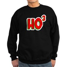 Ho Ho Ho Cubed Jumper Sweater