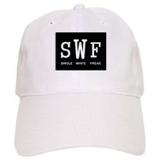 Sing White Freak Baseball Cap