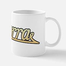Retro Andorra Mug