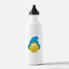 Little Elf Smiley Face Water Bottle