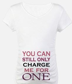 still charge me for one Shirt
