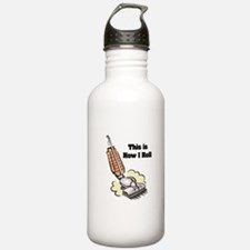 How I Roll (Vacuum Cleaner) Water Bottle