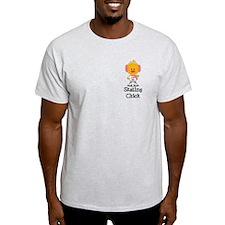 Ice Skating Chick T-Shirt