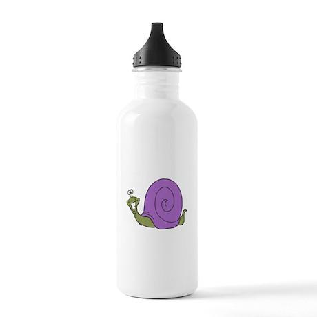 Happy Goofy Snail Stainless Water Bottle 1.0L