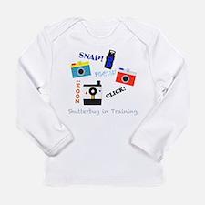 Shutterbug in Training Infant T-Shirt