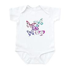 Butterflies updated Infant Bodysuit