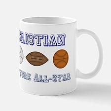 Cristian - Future All-Star Mug