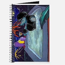 Black Pampered Poodle Journal