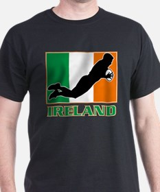 rugby ireland irish T-Shirt