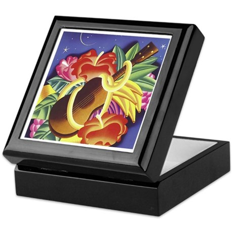Frank Macintosh Aloha Keepsake Box