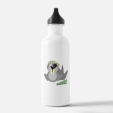 Goofkins Walrus Pirate Water Bottle