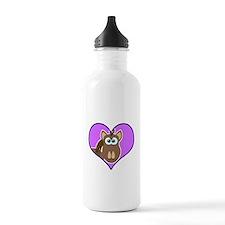 Cute Goofkins Pony/Horse in H Water Bottle