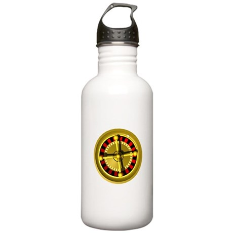 Roulette Wheel Stainless Water Bottle 1.0L