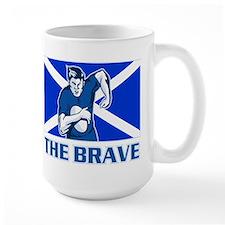 rugby scotland Mug