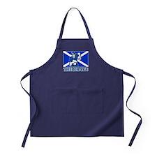 rugby scotland Apron (dark)