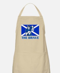 rugby scotland Apron