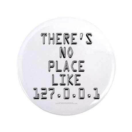 """There's no place 3.5"""" Button"""