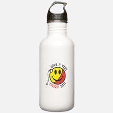 Have a Very Fishin' Day Smile Water Bottle