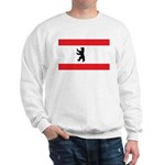 Berlin Flag Sweatshirt