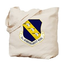 11th Bomb Wing Tote Bag