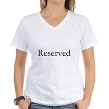 Reserved Shirt