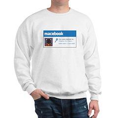 Macebook Sweatshirt