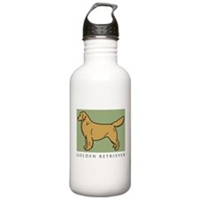 Conformation Golden Water Bottle