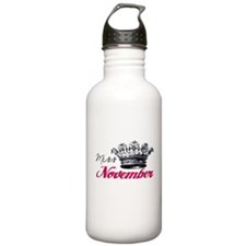 Girl of the Month Water Bottle