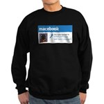 Macebook Sweatshirt (dark)